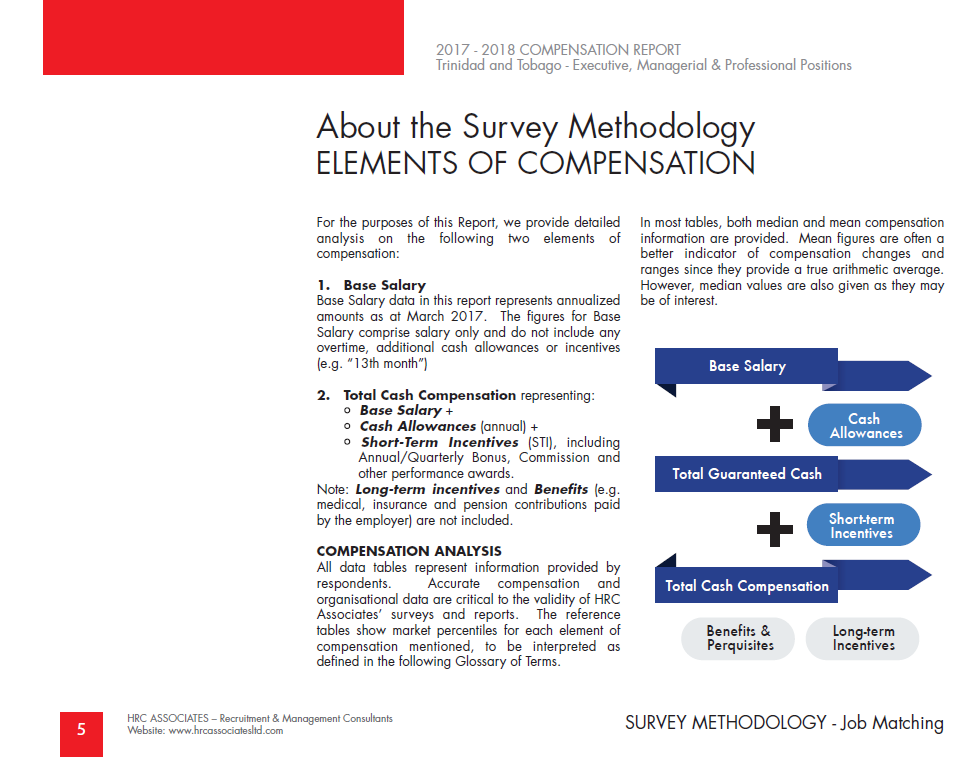 consultants analysis report